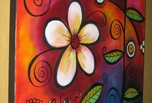 Your Art Is The Prettiest Art Of All The Art / by Melinda Johnson