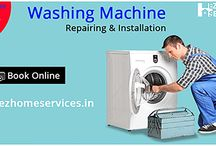 Washing Machine Service & Repair / Hire best professionals service for washing machine repair services at ezhomeservices.in. We provide complete service at your Door! Book Online now !