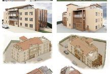 I nostri progetti / Alcune nostre soluzioni progettate ed in fase di realizzazione.