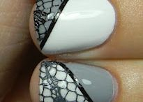 Nail art - French manucure