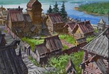 SCENE • Village