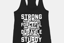 Fitness Fashion / Athletic/Fitness Apparel / by Valerie Stanley
