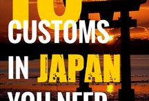 Customs in Japan