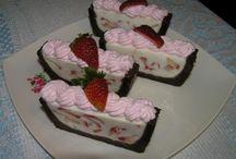 nepečené sladkosti