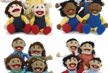 Puppets for Therapy