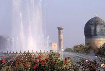 SILK ROAD: KHIVA TO KASHGAR / Cultural tour of Uzbekistan & China
