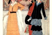 1900-1914 Fashion