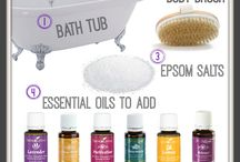 Essential Oils / by Emily Lundgren