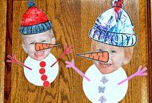 Winter school ideas / by Lauren Bergmann