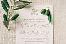 Wedding Invitations / Zaproszenia ślubne