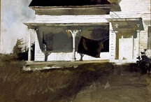Andrew Wyeth / by Bailey Asay
