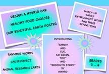 Earth Day Activities / by Jennifer Leiss
