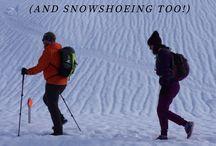 Hiking & Snowshoeing Tips