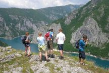 Hiking in Montenegro