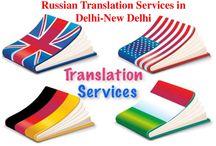English to Russian Translation Services in Delhi-New Delhi