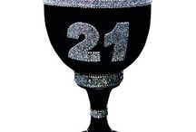"""Pimp Cups / This listing has Pimp Cups, Custom Pimp Cups, Personalized Cups, Rhinestone Goblet Cups, Bride Cups, Groom Cups and More! The Pimp Cup was made popular by rapper Lil Jon and Snoop Dog. There are REAL PIMPS out there name  Bishop Don """"Magic"""" Juan who love to rock custom pimp cups! Get your personalized Pimp Cups Made By Eshays, LLC BUT designed by YOU!"""