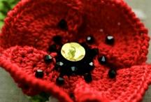 modele flori crosetate