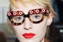 Sunglasses / by Liat Ginzburg