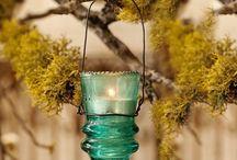 Candles / by Wanda Addison