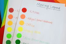 moving again / by Miranda Wolf