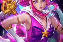 Lux kawaii Level over 9000