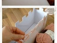 diy knitting loom ujj kötéssel
