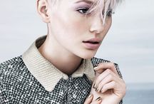 Short hairstyles / Hairstyles
