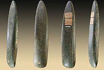 -b -8000-3000 Néolithique (pierre⋅polie) / Préhistoire -- Protohistoire --  Néolithique (âge de la pierre polie) de -8000 à -3000 --  Âge du cuivre - Âge du bronze - Âge du fer