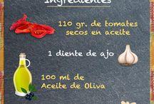 Recetas salsas