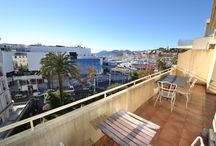 Congress and holiday apartments to rent in Cannes / Rent-in-Cannes.com has a great selection of apartments to rent for festivals, congress events and holidays. Here is a selection.