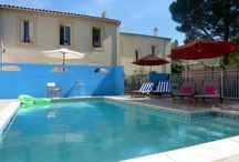 Villa Roquette / Our own friendly, charming, comfortable, warm and exciting B&B and self catering apartments in the Golden heart of Languedoc in the Real South of France - more information at http://villaroquette.com