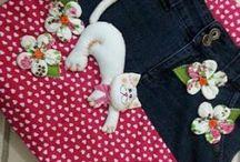 bolsas de tela o jeans