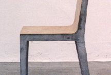 MEUBELBOER FURNITURE / Concrete furniture designed en crafted under the name of MEUBELBOER, during 1996 en 2005