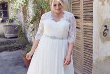 robe de soirée/mariée