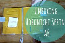 I love Hobonichi