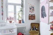 Nursery / Inspiration for creating a wonderful nursery for your little one :)