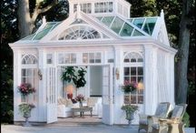 My outdoor room ideas / by Lisa Rivera