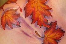 tattoos / by Kat Pritt