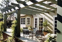 Patios and outside nooks