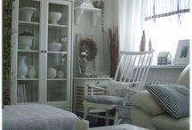 Ikea / výzdoba interiéru ve stylu Ikea