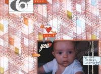 Heartstring Designs Scrapbook Layouts