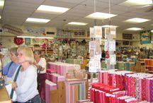 Quilt Shops / Quilting