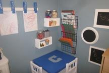 play room ideas / by Amanda Marie G.
