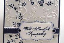 Sympathy cards/quotes