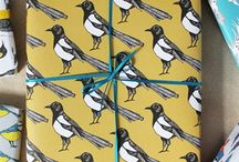 Gift Wrap / Make your gifts gorgeous with our luxury gift wrap - it's great for other craft projects too!