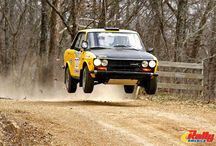 Rally / Real cars on Real roads going Real Fast