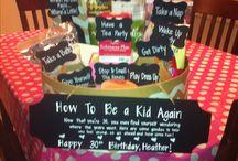 30th birthday ideas for women