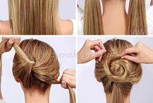 Hairstyles ponytail
