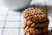 Cookie Recipe Love / I'm basically the cookie monster.  / by Brandy O'Neill   Nutmeg Nanny