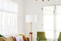 livingroom art'